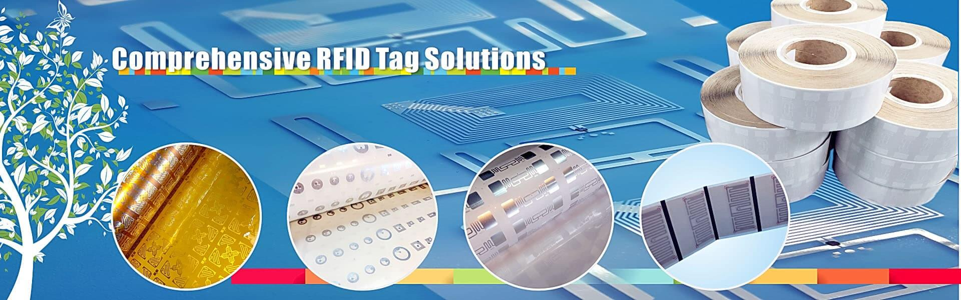 HUAYUAN RFID Label