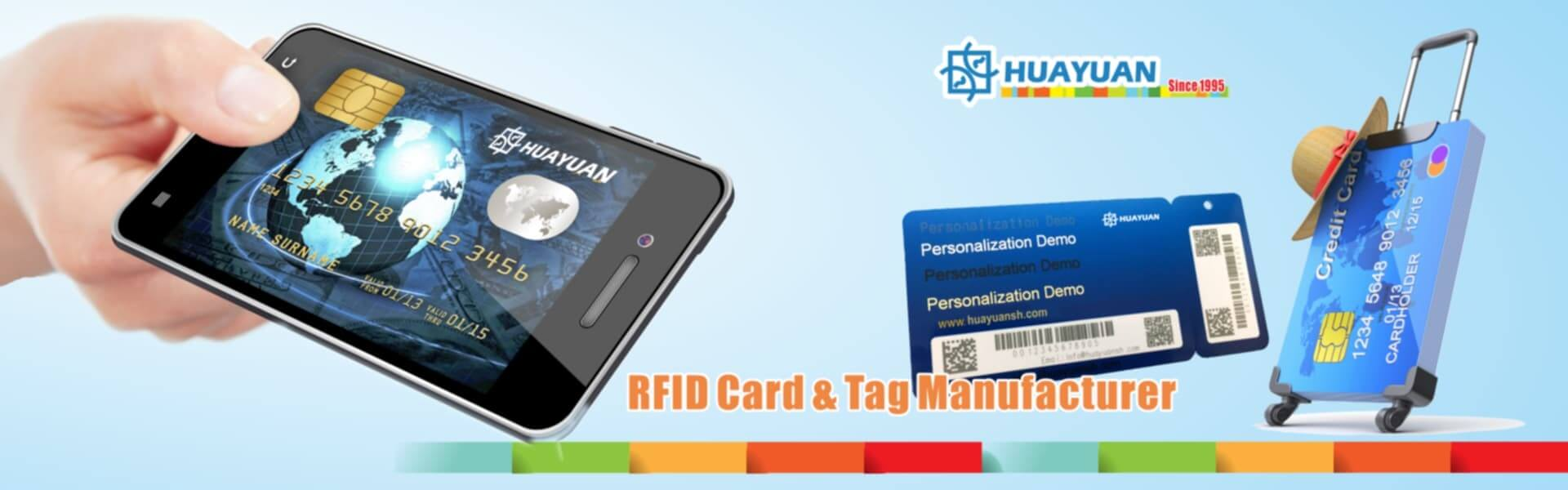 HUAYUAN RFID Card